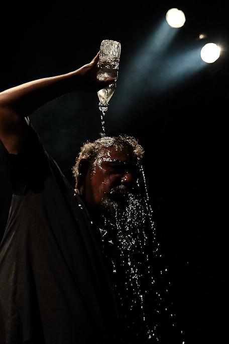 Totonho no melhor show do festival Mundo 2012