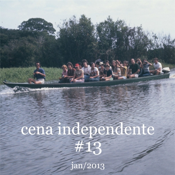 capa Cena Independente #13