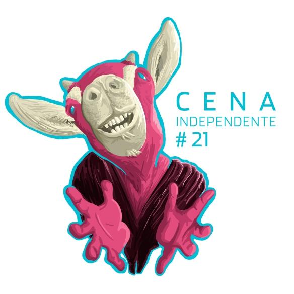 Coletanea Cena Independente 21 capa