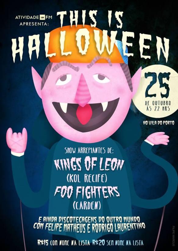 This is halloween-flyer