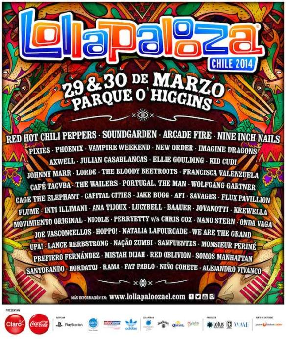 Lolla Chile