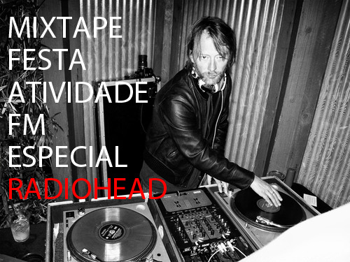 Thom Yorke DJing Night Swim @ Tropicana / The Roosevelt by Steven Meiers